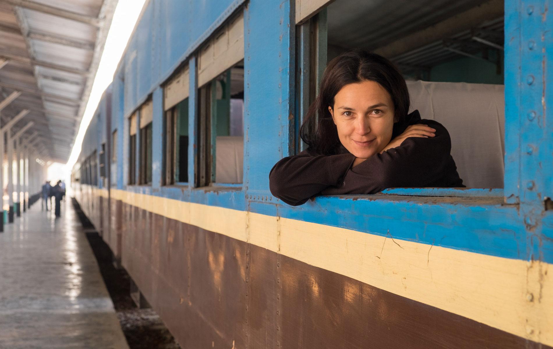 Ivana Grešlíková: O minimalismu, digitálním nomádství i pomalém a zodpovědném cestování