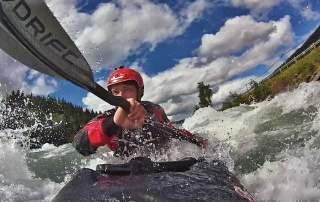 <b>Tomáš Mähring: Raftovým průvodcem v Norsku, Kanadě i Argentině & kempování nadivoko</b>