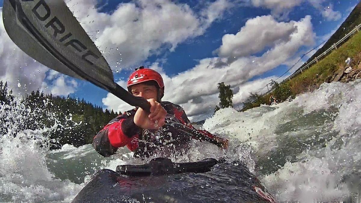 Tomáš Mähring: Raftovým průvodcem v Norsku, Kanadě i Argentině & kempování nadivoko