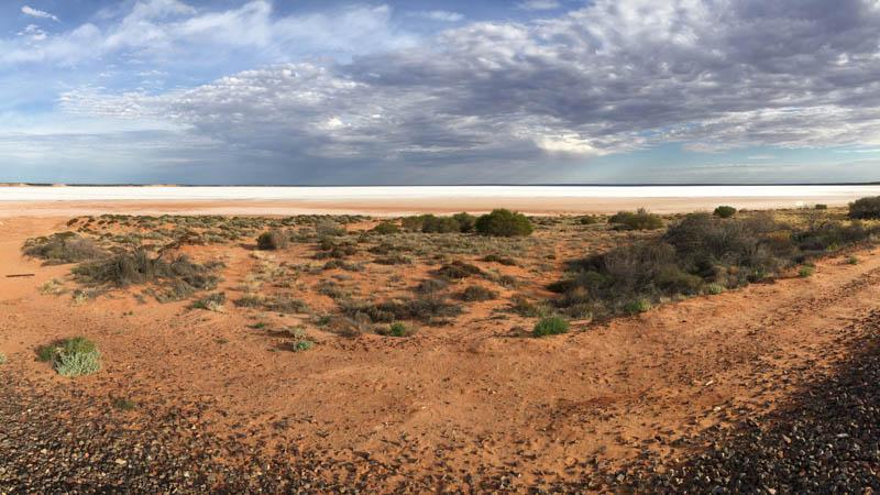 solné doly austrálie