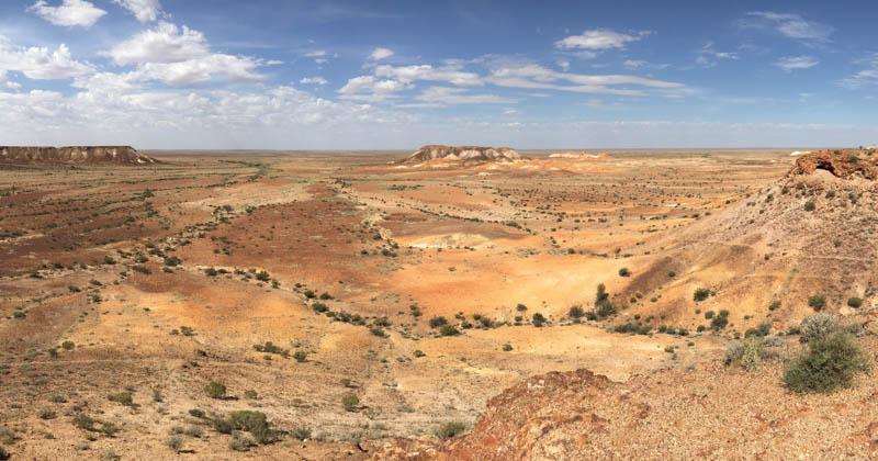 austrálie road trip