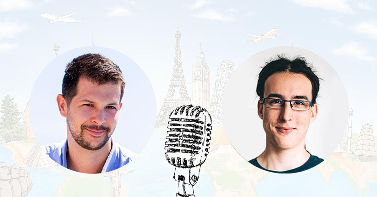 Dan Tržil a Matouš Vinš –o zvědavosti, smyslu, vzdělání i cestě od digitálního nomádství k hypotéce