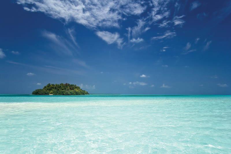 Ostrov Fehendhoo, Maledivy