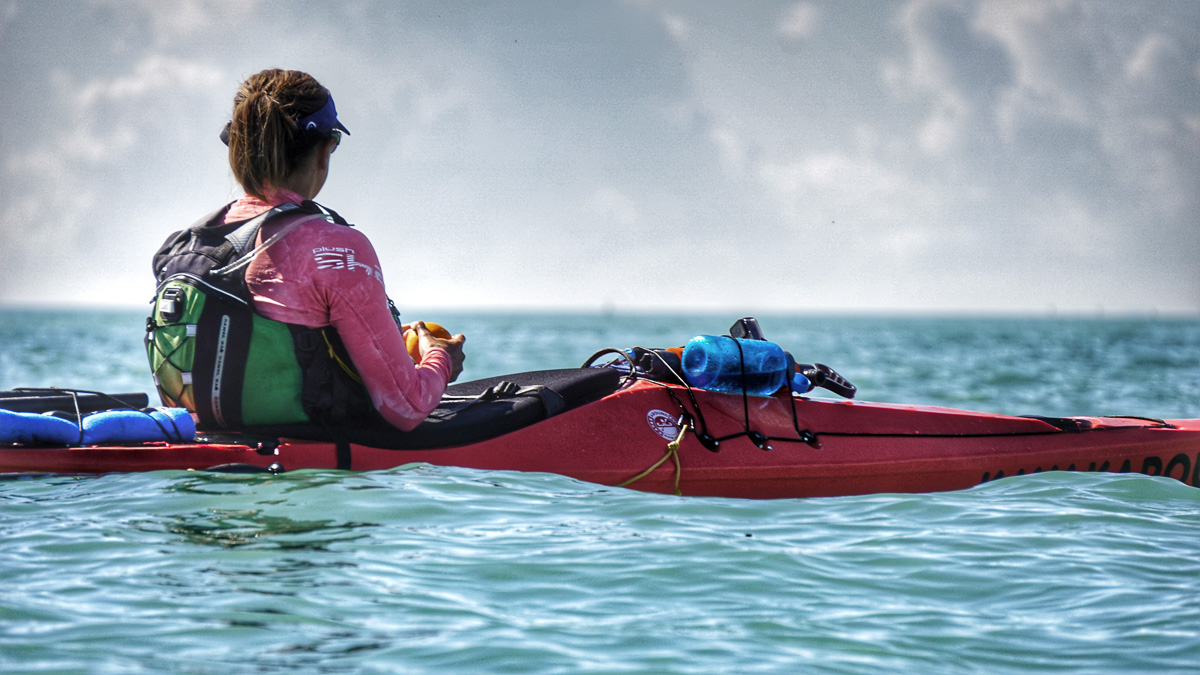 <b>Nikola Dóžová: O cestování na kajaku a mořském digitálním nomádství</b>
