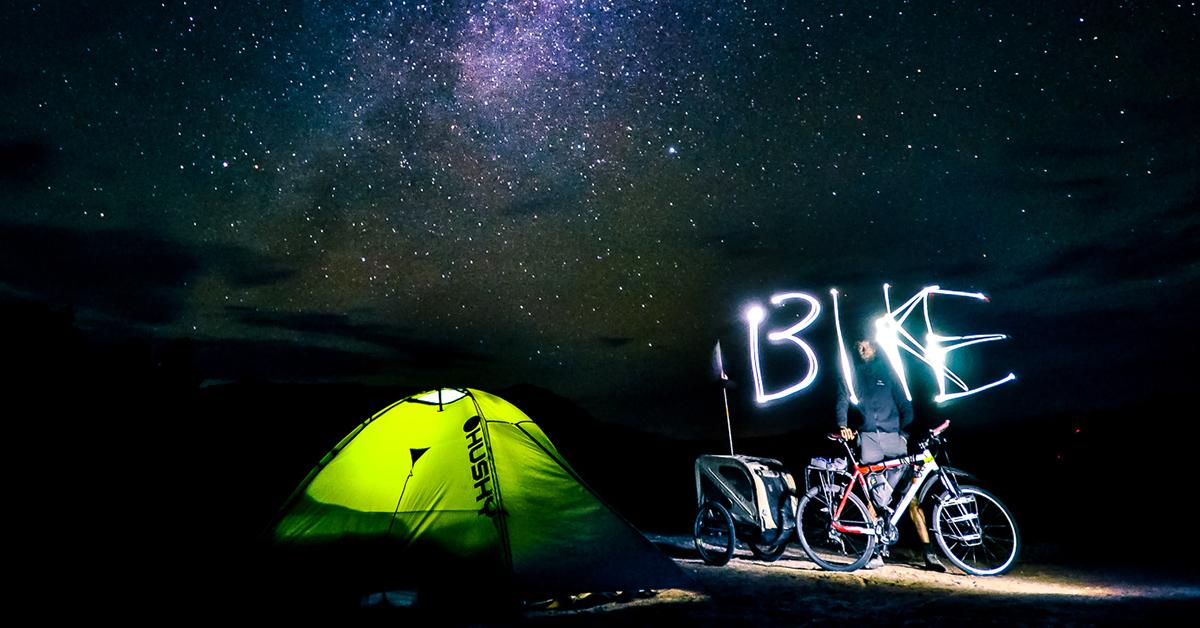Luba a Tom: O cestě na kole z Kanady do Patagonie. Se dvěma psy