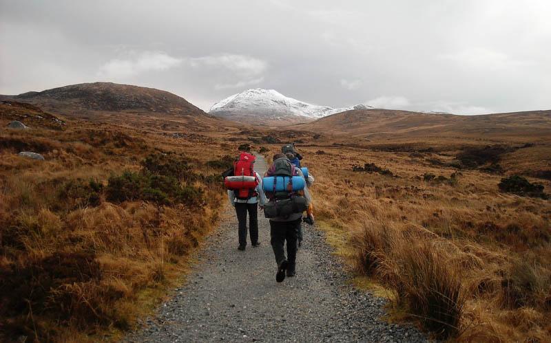 trek do hor cestovní pojištění