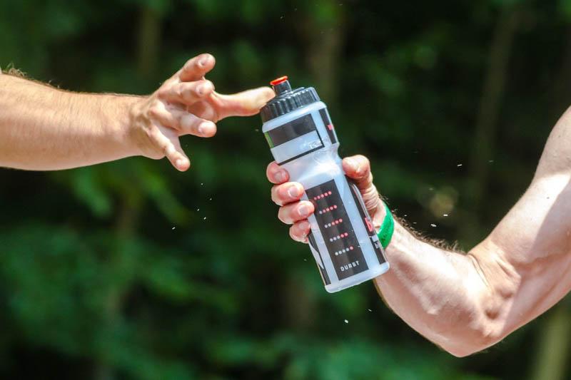láhev na vodu