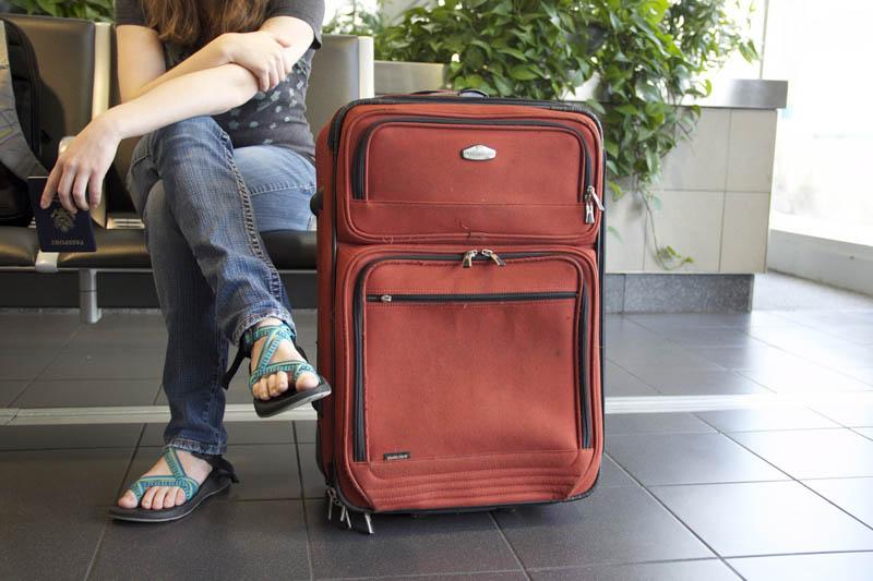 pojištění zavazadla