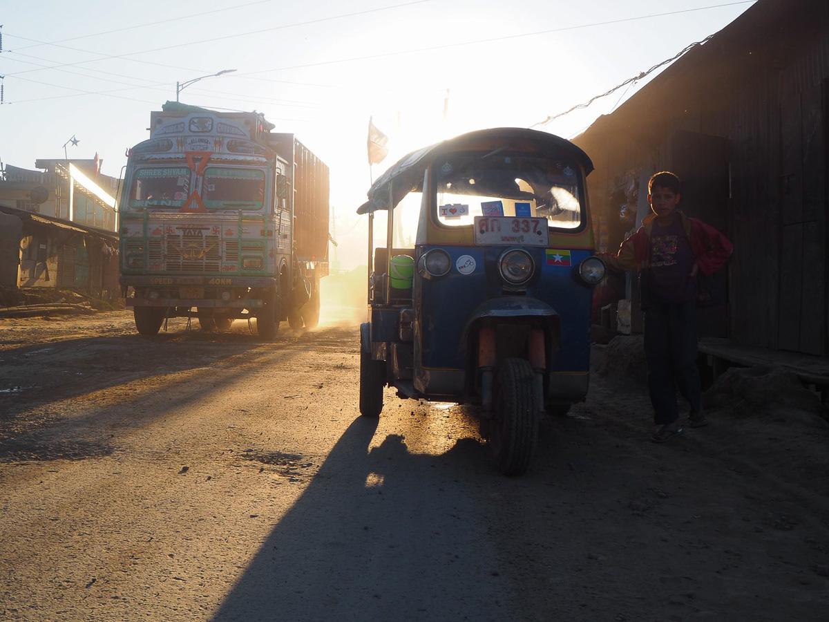 Tomík na cestách: V tuktuku z Bangkoku až domů