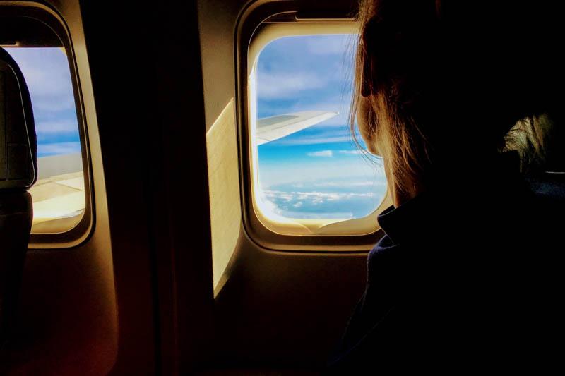 cestovani letadlem behem tehotenstvi