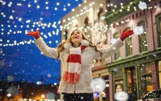 vánoční dárky pro cestovatele