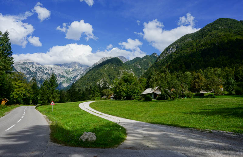 Slovinsko Alpy