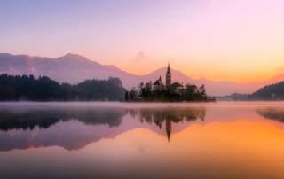 průvodce slovinsko
