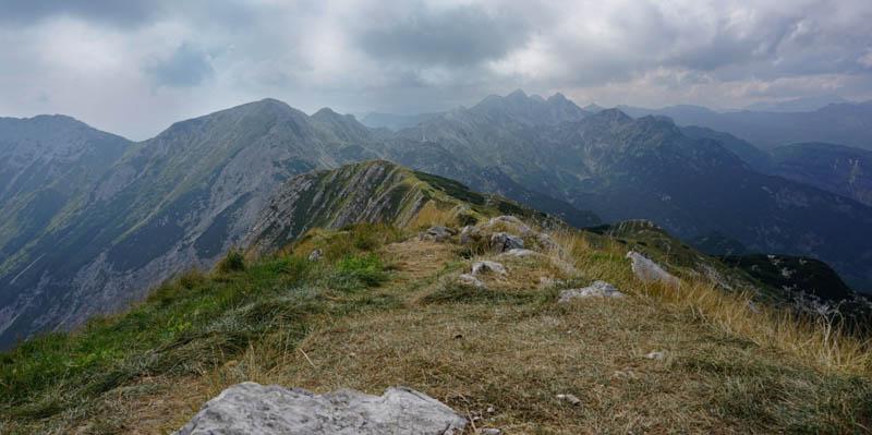 Triglavský NP Slovinsko