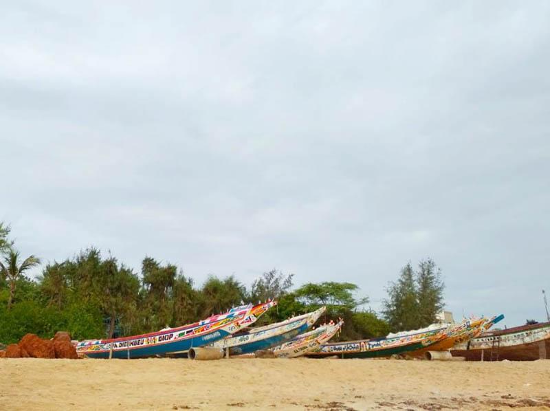Pirogy – tradiční rybářské lodě