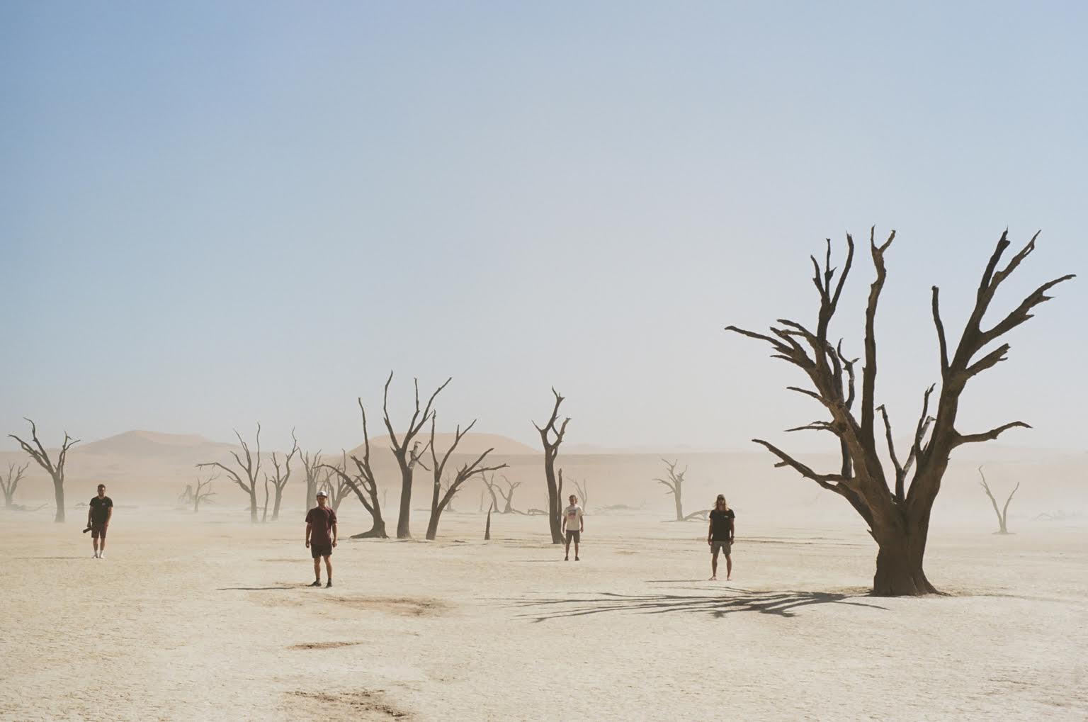 Kde poušť potkává oceán –surfařský podcast o cestě do Namibie