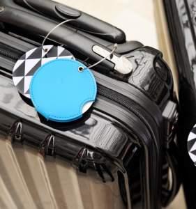 jmenovky na zavazadla