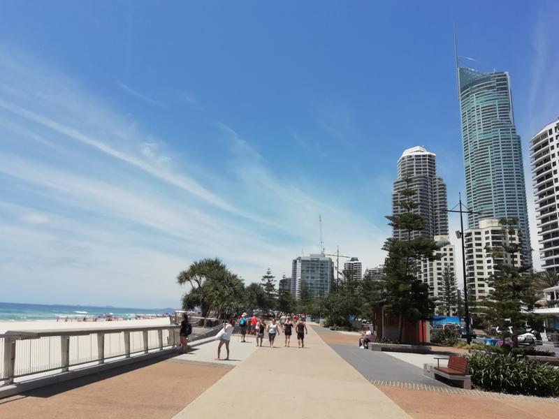 golden coast austrálie