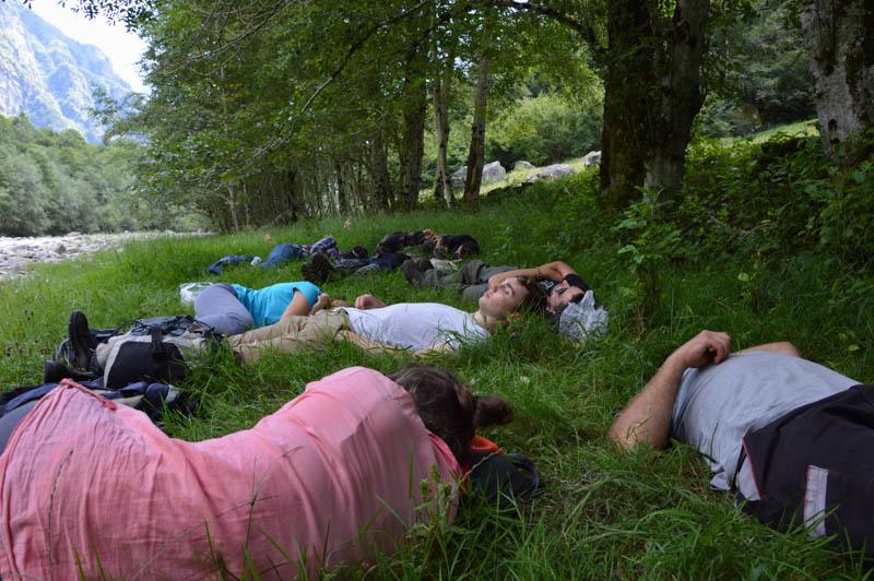 workcamp Švýcarsko
