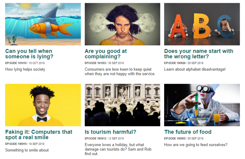 BBC learning English aplikace