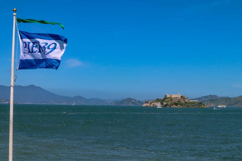 Alcatraz průvodce San Francisco