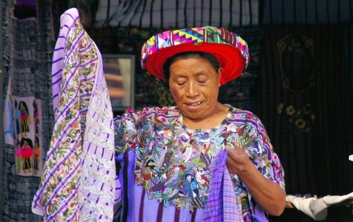 guatemala průvodce