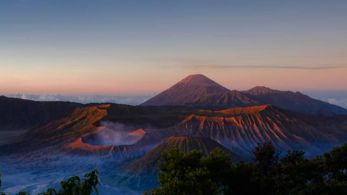 průvodce Jávou v Indonésii
