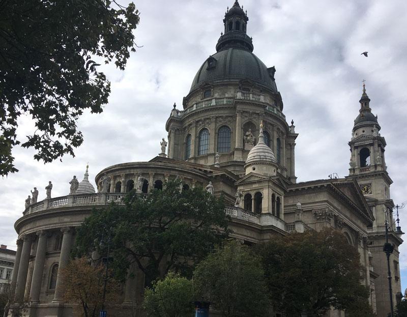 Bazilika svatého Štěpána v Budapešti