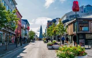 reykjavik průvodce