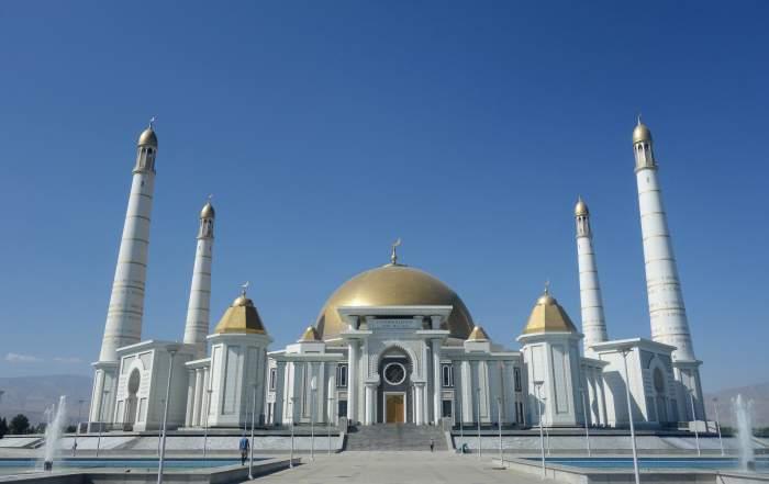 turkmenistán průvodce