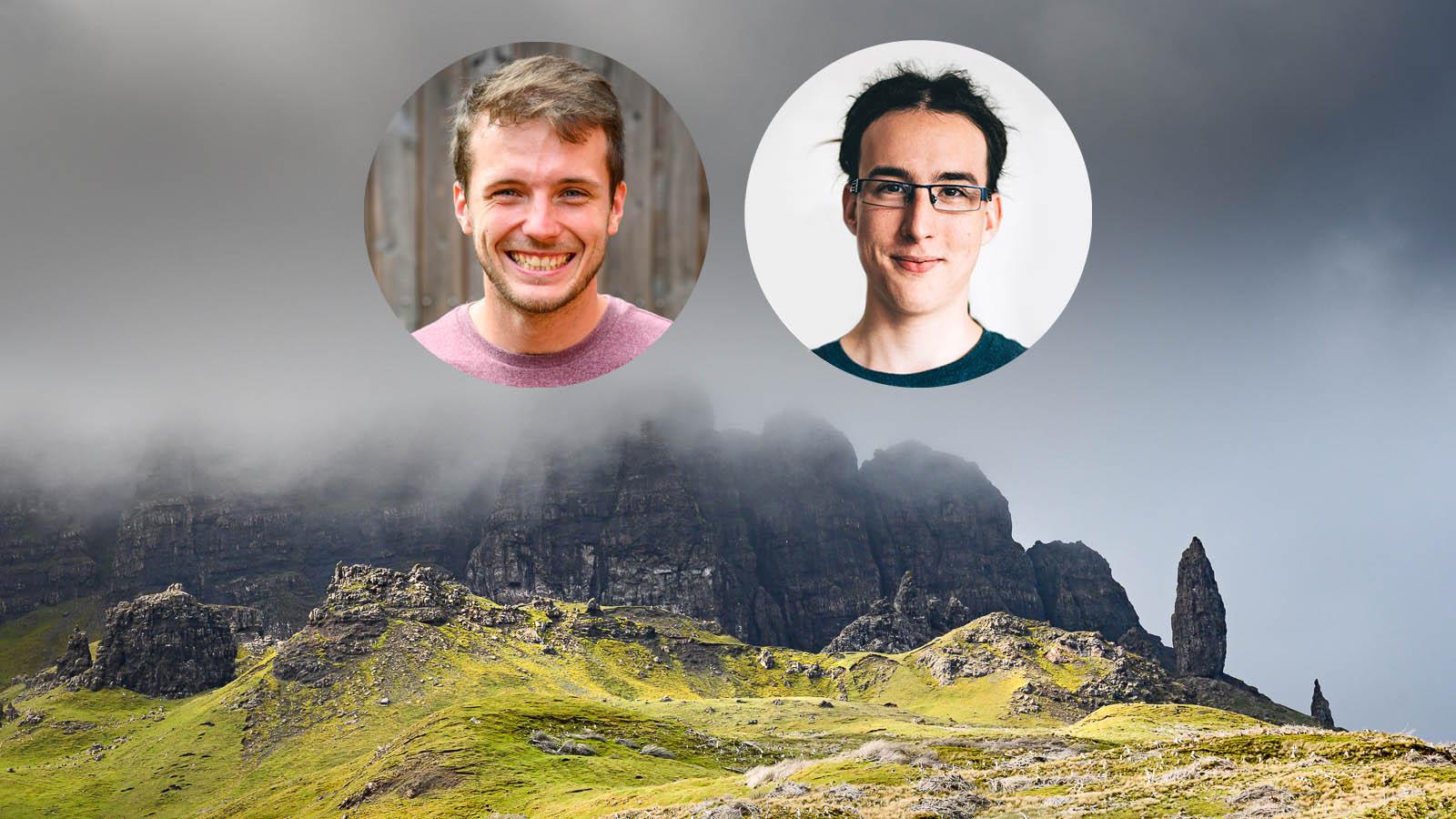 <b>Podcast o odvaze, o tom, co podle nás Česku chybí, a o podcastu LeapMakers – Matouš Vinš a Miky Škoda</b>