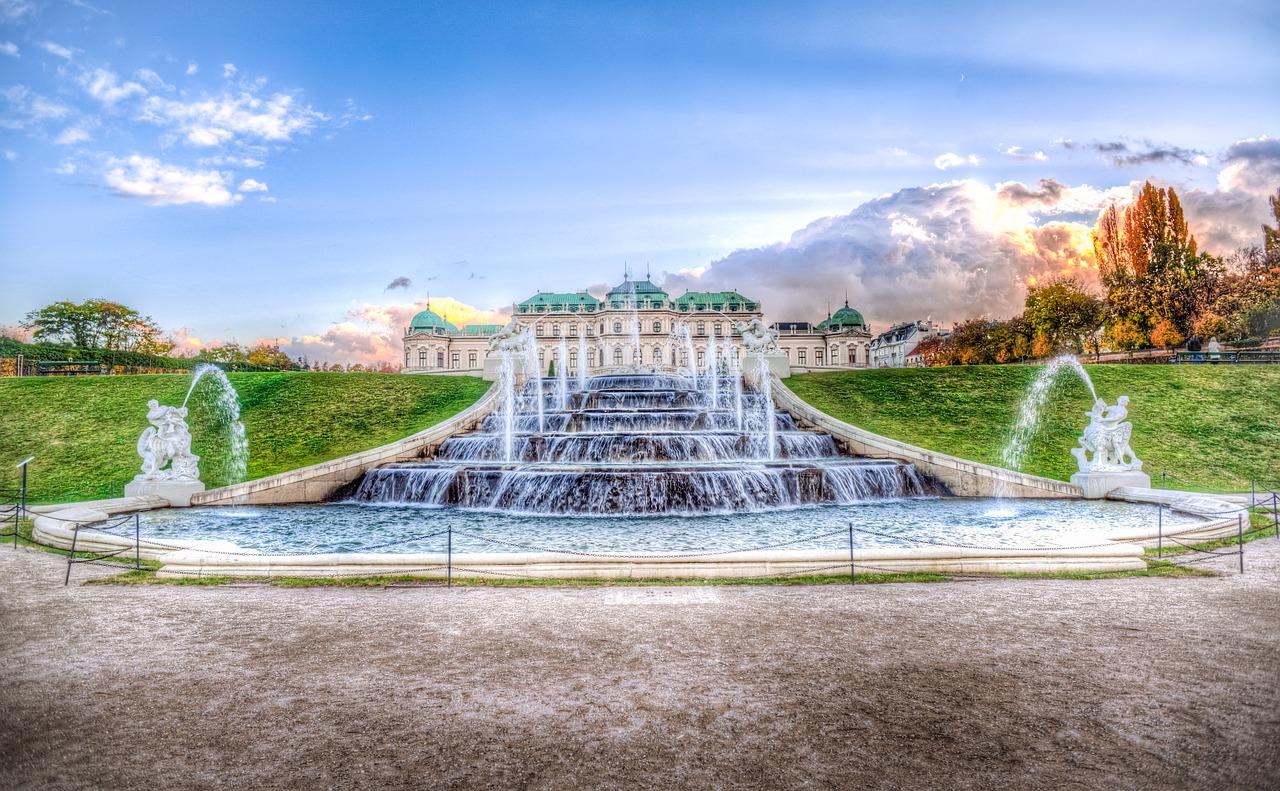 průvodce vídeň