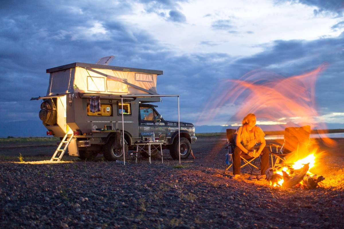 <b>Bronco namiesto hotela: Autem na Sibiř, do Mongolska i co nejblíž místním</b>