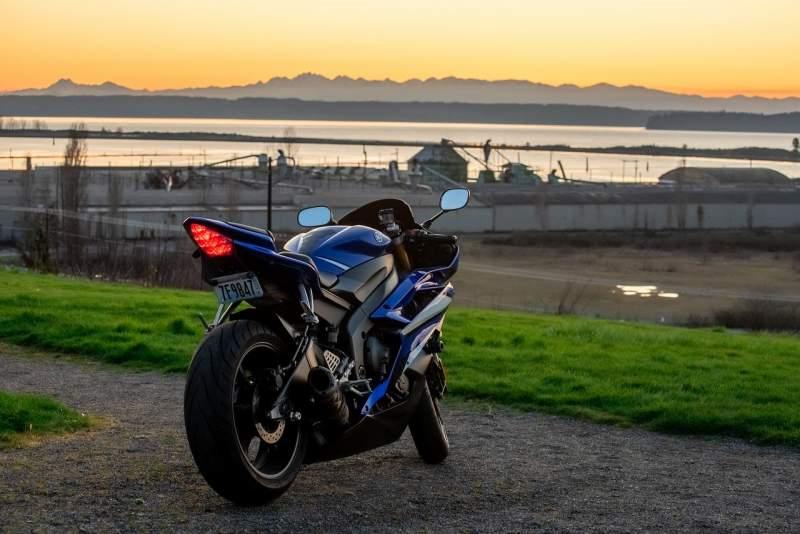 lekce na motorce