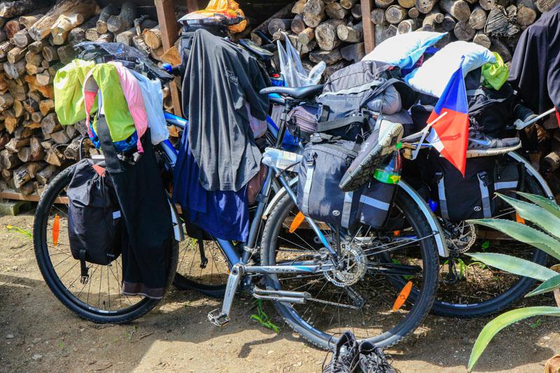 kolo na expedici na kole kolem světa