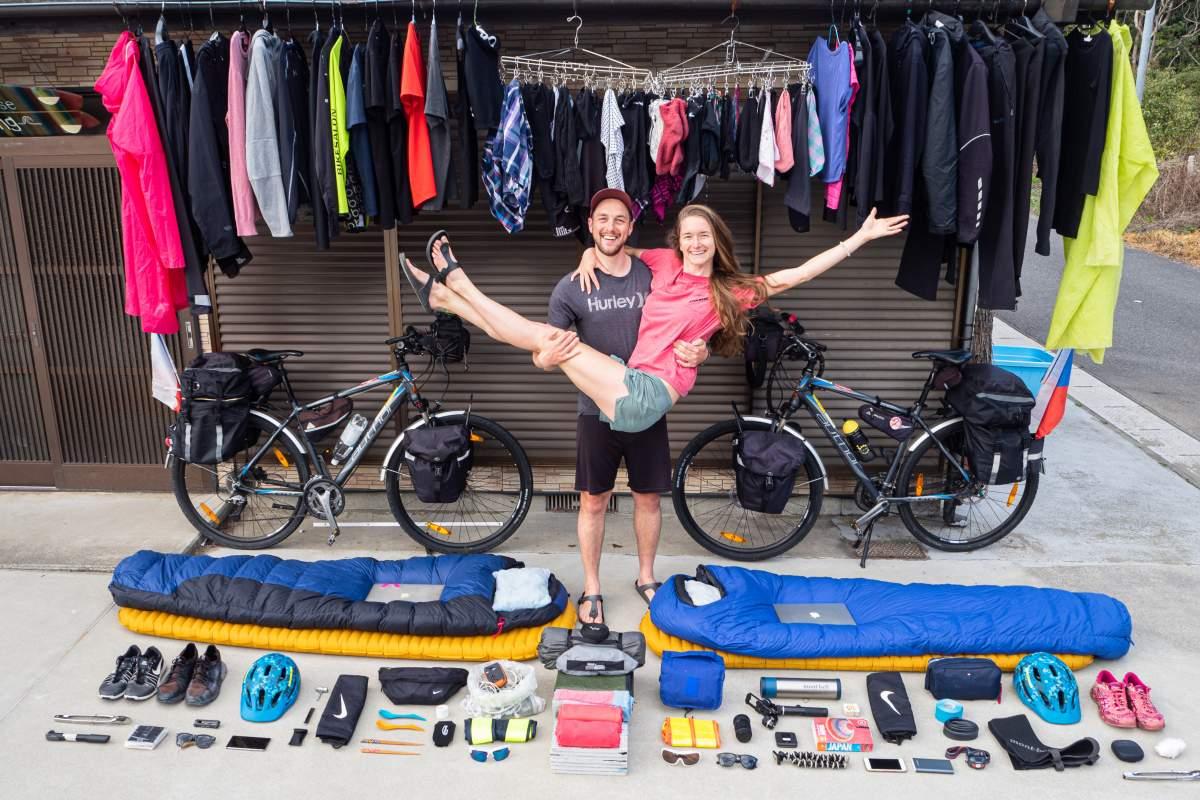 <b>Plánujete na kole cestu kolem světa nebo jen několikadenní výlet na kole? Průvodce přípravami v 9 bodech</b>