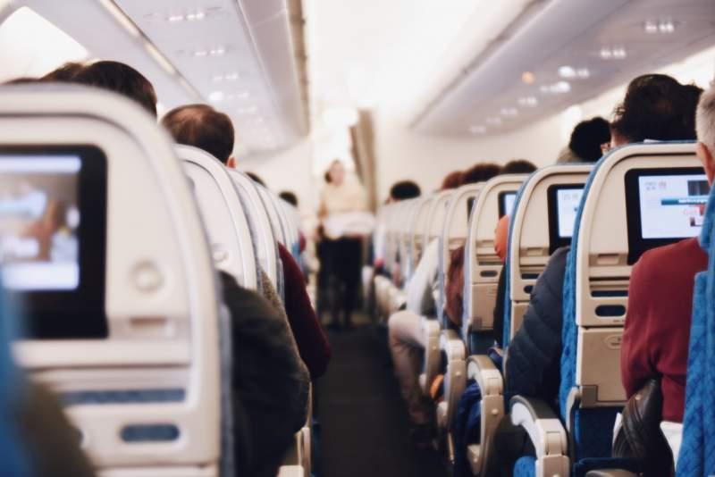 létání s co nejmenším odpadem