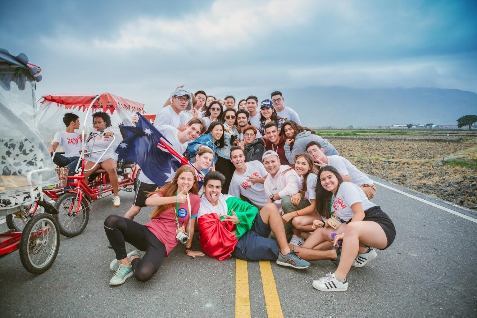 <b>Natálie Šebestová: Výměnný středoškolský pobyt na Taiwanu i v době covidové</b>