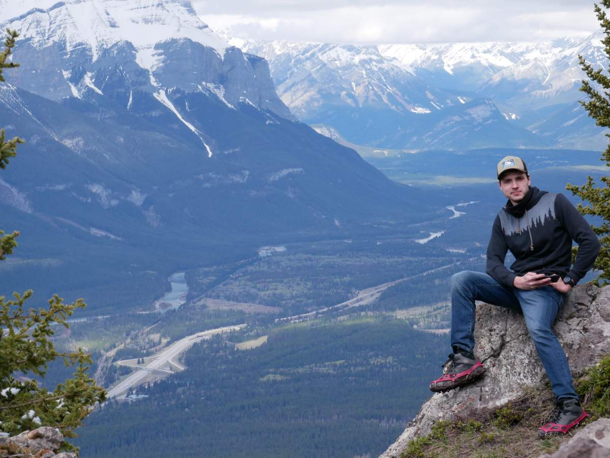 <b>Marek Novák: Divoký a nádherný Great Divide Trail napříč kanadskými Rockies</b>