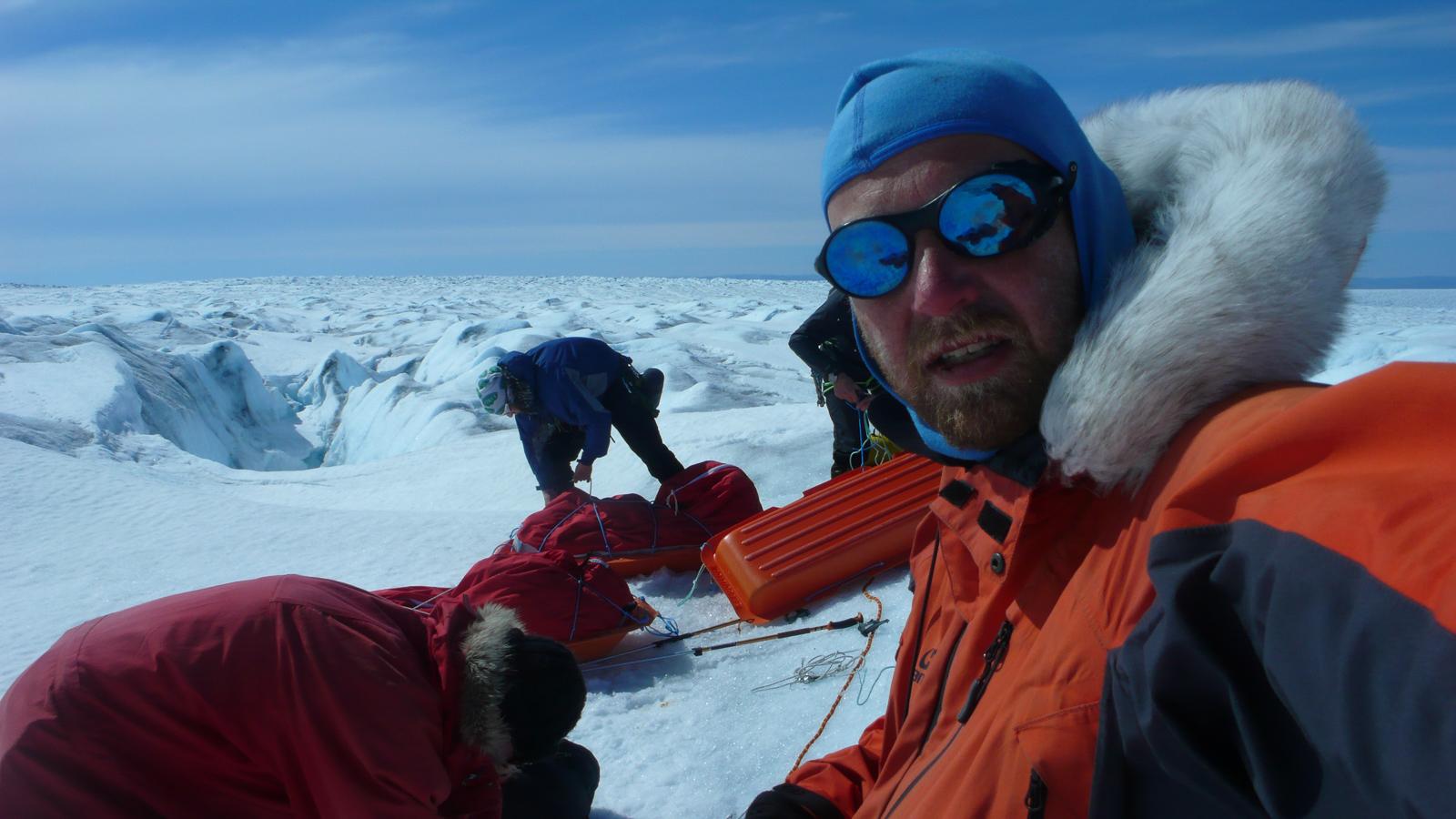 <b>Petr Horký: O přechodu Grónska, cestě k filmařině i spolupráci s panem Zikmundem</b>