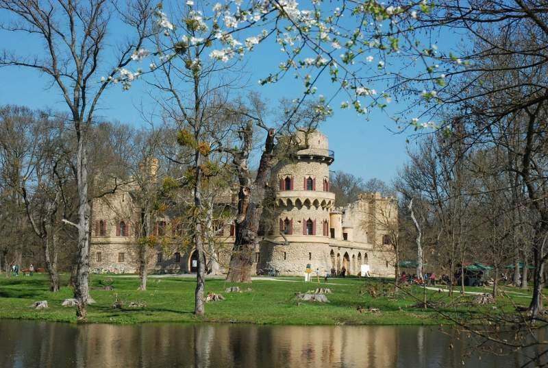 janův hrad morava