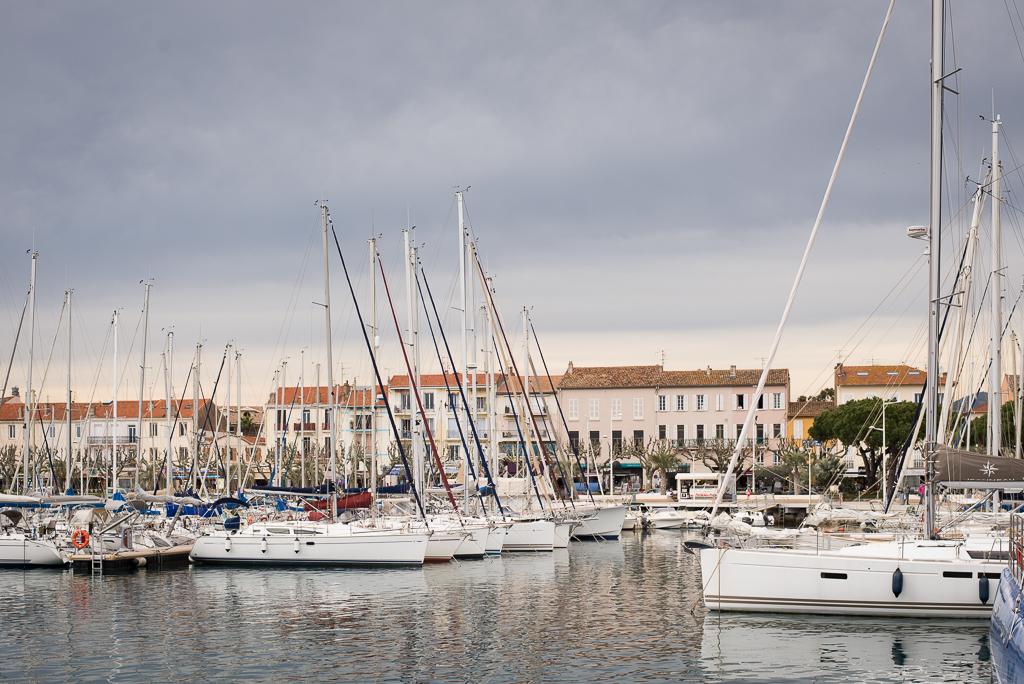 Plachetnice - Azurové pobřeží