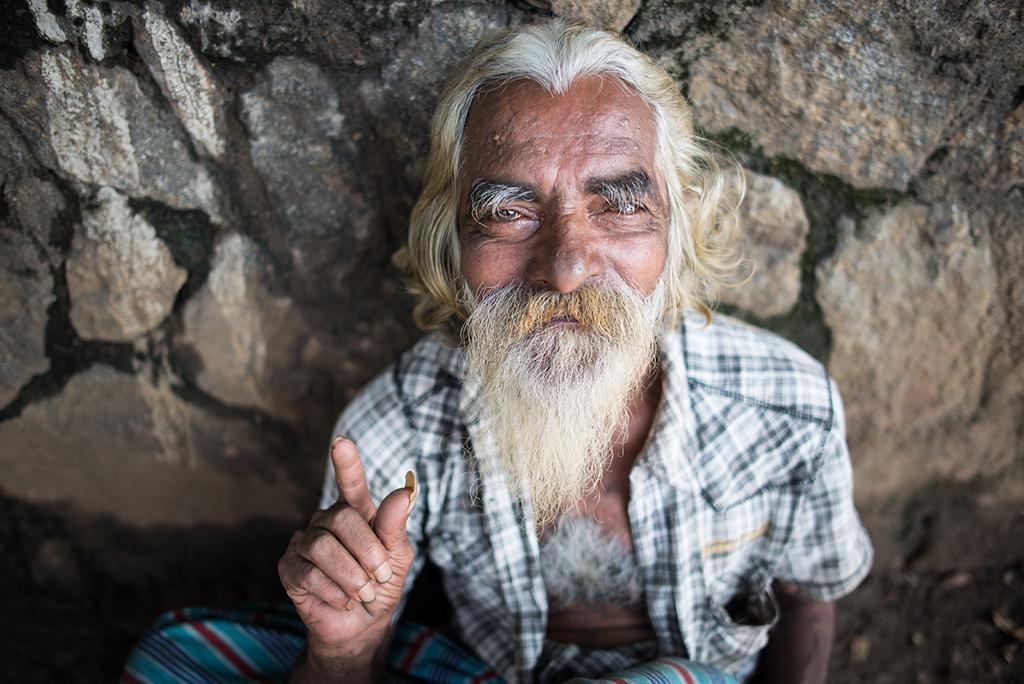 Toto bez velkého čipu a světelného objektivu nevyfotíte (Matouš Vinš, Srí Lanka)