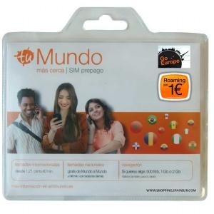Mundo SIM card